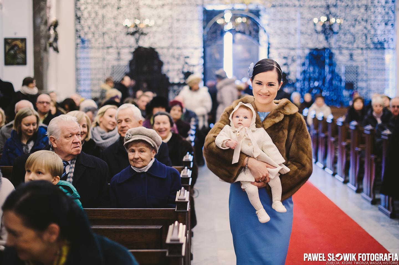 zdjęcia ze chrztu Katedra Polowa Wojska Polskiego