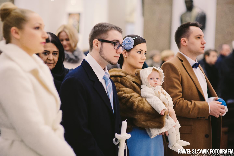fotograf na chrzest w Starych Babicach