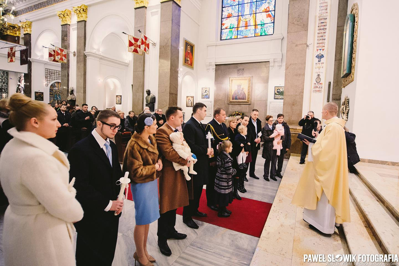fotograf na chrzest w Łomiankach Dąbrowie