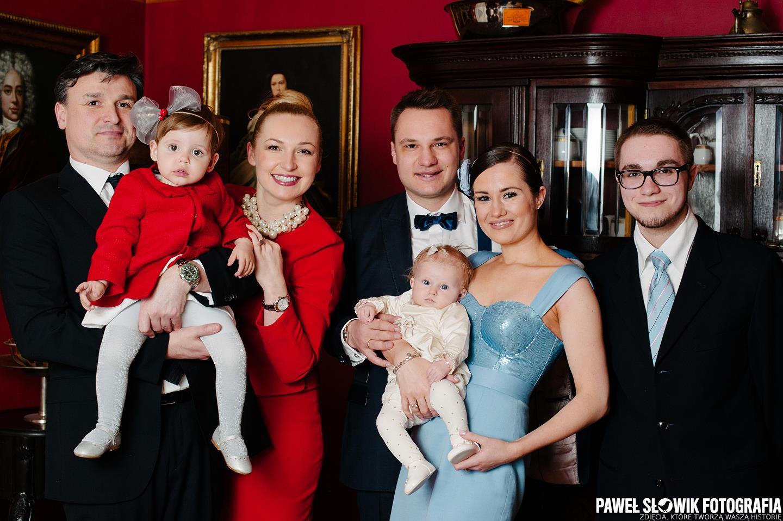 fotograf rodzinny chrzest