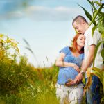sesja ciążowa plener warszawa